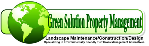 Green Solution Property Management Logo - Landscaping Guelph